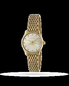 Gucci Ladies Timeless Bracelet Watch YA1265021