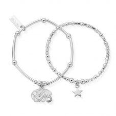 ChloBo Kids Lucky Set Of Two Bracelets CSBSET534806