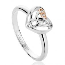 Clogau Eternal Love Diamond Ring 3SELR