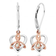 Clogau Dwynwen Opal Dropper Earrings 3SDWE