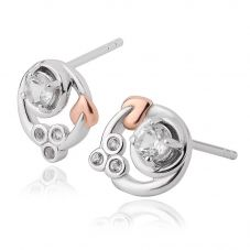 Clogau Tree Of Life Origin Stud Earrings 3SENGTOLE6