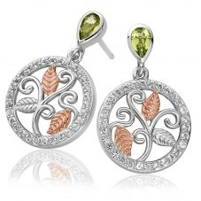 Clogau Awelon Dropper Earrings 3SALWCDE