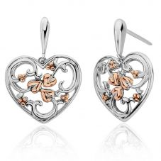Clogau Tree Of Life One Earrings 3SONE4