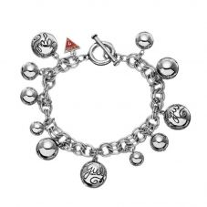 Guess Fixed Charm Bracelet UBB80812