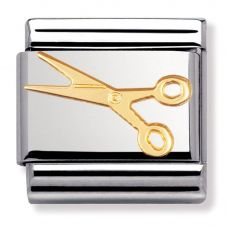 Nomination CLASSIC Gold Daily Life Little Scissors Charm 030109/03