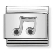 Nomination CLASSIC Silvershine Music Note Charm 330311/08