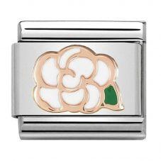 Nomination CLASSIC Rose Gold Camellia Charm 430202/02