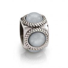 Nomination Cubiamo Jade Grey Cube Charm 163303/001