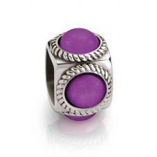 Nomination Cubiamo Jade Violet Cube Charm 163303/002