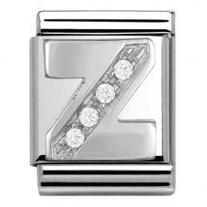 Nomination BIG Silvershine Alphabet Z Charm 332301/26
