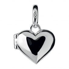 Links of London Silver Heart Locket Charm 5030.2298