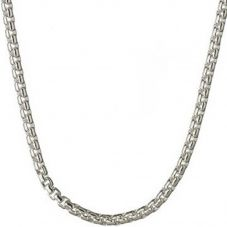 Links of London Silver Belcher Box Chain 67cm 5022.0144