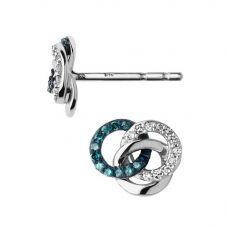 Links of London Treasured Diamond Stud Earrings 5040.2748