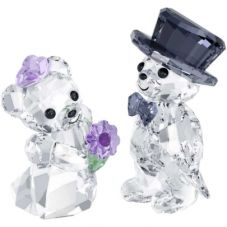 Swarovski Kris Bear You and I Figurine 1096736