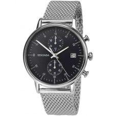 Sekonda Mens Stainless Steel Bracelet Watch 1195