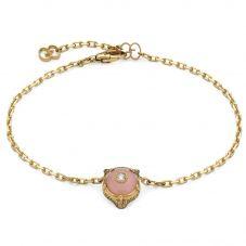 Gucci Le Marché 18ct Gold Opal Stone Bracelet YBA502852002018