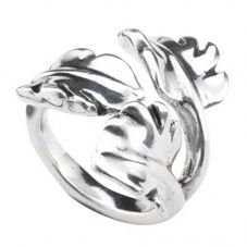 UNOde50 'The Leaf' Ring ANI0546MTL0000