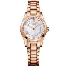 BOSS Ladies Ambassador Rose Bracelet Watch 1502378