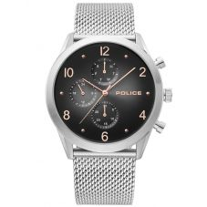 Police Mens Silfra Watch 15922JS/02MM