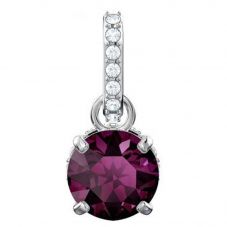 Swarovski Remix Purple Birthstone February Charm 5437323