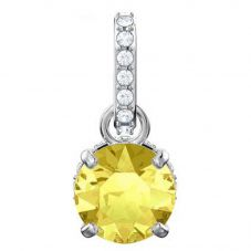 Swarovski Remix Yellow Birthstone November Charm 5437326