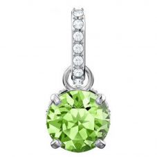 Swarovski Remix Green Birthstone August Charm 5437317