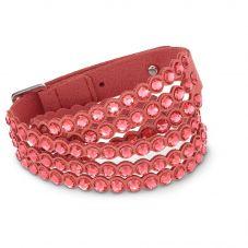 Swarovski Power Red Crystal Bracelet 5531287 M