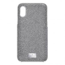 Swarovski High iPhone X Silver Phone Case 5393906