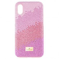 Swarovski High Love Pink iPhone XS MAX Case 5481464