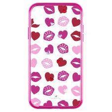 Swarovski Lovely Pink Lips iPhone XS MAX Case 5474736