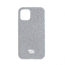 Swarovski High Iphone 11 Pro Smartphone Case Silver Tone 5531146