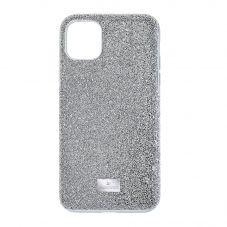 Swarovski High Iphone 11 Pro Max Smartphone Case Silver Tone 5531149