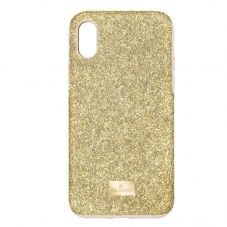 Swarovski High Iphone XS Max Gold Tone Case 5533974