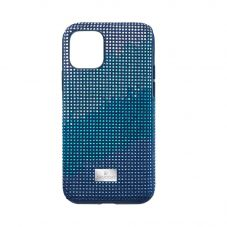 Swarovski Crystalgram Blue IPhone 11 Pro Case 5533958