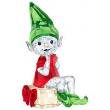 Swarovski Santas Elf Figurine 5402746