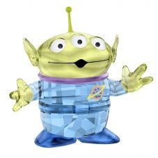 Swarovski Toy Story Pizza Planet Alien Figurine 5428575