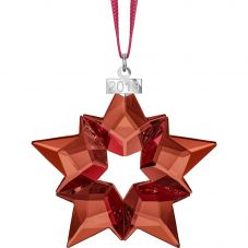 Swarovski Christmas Red Star A.E 2019 Ornament 5476021