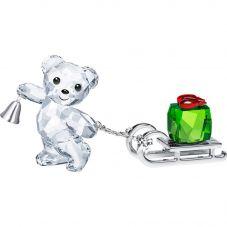 Swarovski Christmas Chris Bear Figurine A.E 2019 5464863