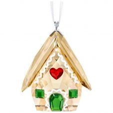 Swarovski Gingerbread House Figurine 5395977