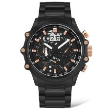Police Mens Luang Watch 16018JSB/02M