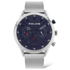 Police Mens Silfra Watch 16021JS/03MM