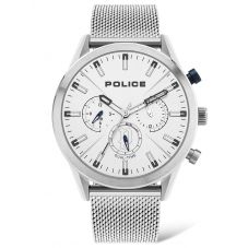 Police Mens Silfra Watch 16021JS/04MM