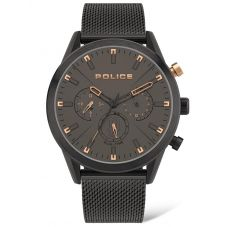 Police Mens Silfra Watch 16021JSB/79MM