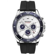 Sekonda Mens Dual Time Watch 1708