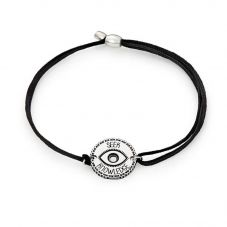 ALEX AND ANI Kindred Cord Seek Knowledge Bracelet A17KC13S