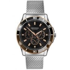 Sekonda Mens Mesh Bracelet Watch 1841