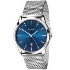 Sekonda Mens Blue Dial Watch 1065