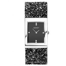 Sekonda Seksy Rocks Ladies Stainless Steel Bracelet Watch 2573