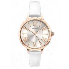 Sekonda Editions White Strap Watch 2327