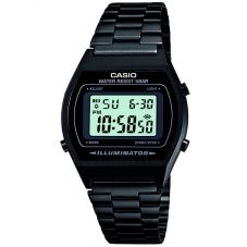 Casio CASIO Collection Retro Digital Black Bracelet Watch B640WB-1AEF
